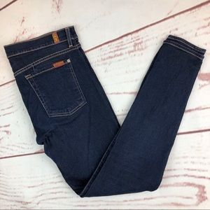 7 For All Mankind | Skinny Jeans, Size 32